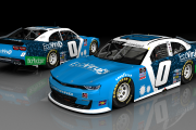 Jeffrey Earnhardt #0 EcoVirux Homestead 2-Car set (NXS20 and NXS17)