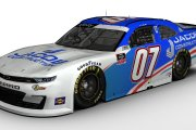 J.J. Yeley and Carson Ware #07 Jacob Construction Homestead Carset