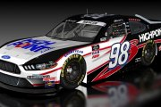 Chase Briscoe #98 HighPoint Throwback (NXS20)