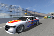 Piston Cup Series Official Pace Car