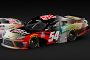 Kyle Busch #54 Fictional Paints