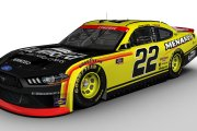 Austin Cindric #22 3 Car Set (NXS20)