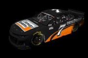 Fictional 2021 Corey Lajoie #7 Schluter Systems