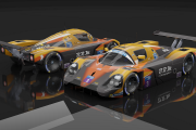Le Mans Cup Series 2020 Livery
