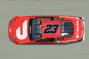 SnG 2005 - 2021 Bubba Wallace Doordash