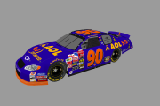 John Andretti #90 AOL 9.0 2003 Car