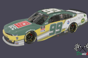 99 Andy Lally - Daytona Road (NXS20)