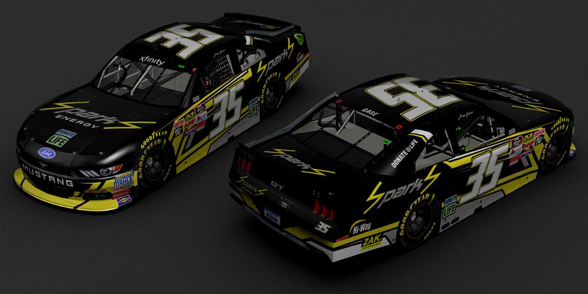 NXS17 Xfinity Fictional 5-Pack | Stunod Racing