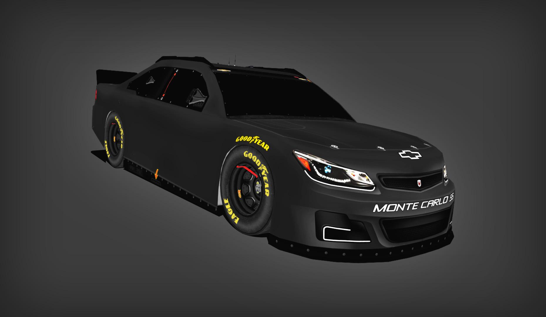 ICR 2020 Chevy Monte Carlo Template   Stunod Racing